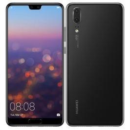 Huawei P20, Dual Sim, Black  SP-P20DSBOM