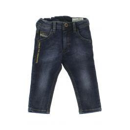 Jeans dětské Diesel   Modrá   Chlapecké   3 měsíce