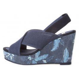 Stella Klínová obuv Gant | Modrá | Dámské | 41