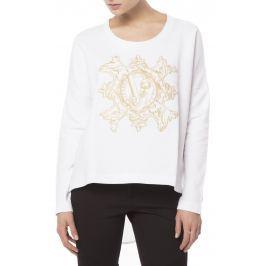 Mikina Versace Jeans | Bílá | Dámské | M