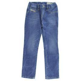 Jeans dětské Diesel | Modrá | Dívčí | 7 let