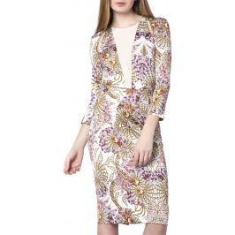 Šaty Just Cavalli | Béžová Vícebarevná | Dámské | S