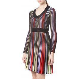 Šaty Just Cavalli | Černá Vícebarevná | Dámské | S