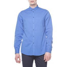 Košile Trussardi Jeans   Modrá   Pánské   41
