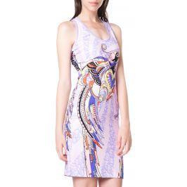 Šaty Just Cavalli | Růžová | Dámské | S