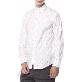 Košile DSQUARED2   Bílá   Pánské   S