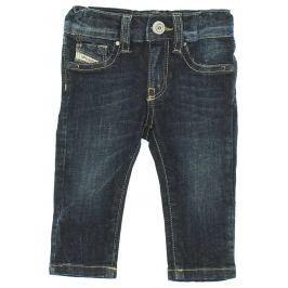 Jeans dětské Diesel   Modrá   Dívčí   6 měsíců