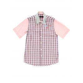 Košile dětská John Richmond   Růžová Vícebarevná   Chlapecké   12 let
