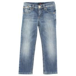 Jeans dětské John Richmond | Modrá | Dívčí | 4 roky