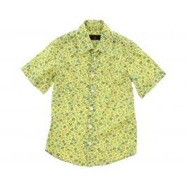 Košile dětská John Richmond   Žlutá   Dívčí   6 let