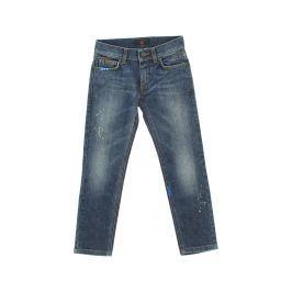 Jeans dětské John Richmond | Modrá | Chlapecké | 6 let