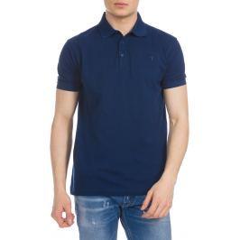 Polo triko Trussardi Jeans | Modrá | Pánské | M