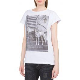 Triko Trussardi Jeans   Bílá   Dámské   L