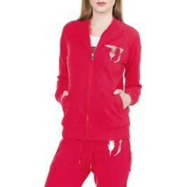 Mikina Trussardi Jeans | Červená | Dámské | L