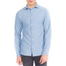 Brody Košile Jack & Jones   Modrá   Pánské   S