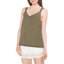 Phoebe Tílko Vero Moda | Zelená | Dámské | M