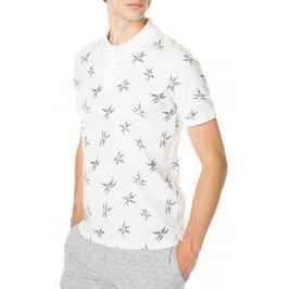 Slub Polo triko Jack & Jones | Bílá | Pánské | XL