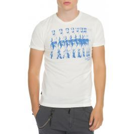 Elvises Triko Pepe Jeans | Bílá | Pánské | S