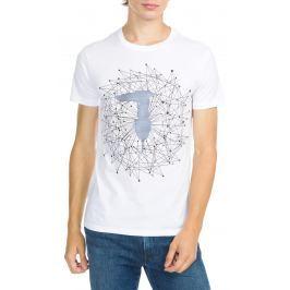 Triko Trussardi Jeans | Bílá | Pánské | XL
