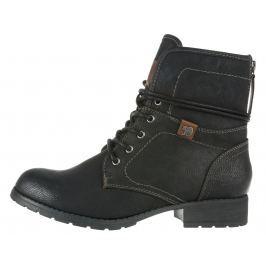 Kotníková obuv Tom Tailor Denim | Černá | Dámské | 36