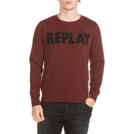 Mikina Replay | Červená | Pánské | XL