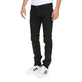 Long Clement Jeans DSQUARED2 | Černá | Pánské | IT-50
