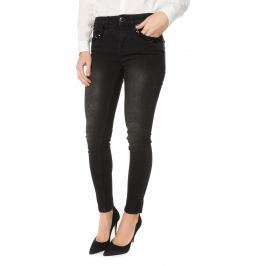 Second Skin Gold Jeans Desigual | Černá | Dámské | 25