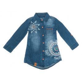 Alano Košile dětská Desigual   Modrá   Dívčí   5-6 let