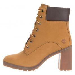 Kotníková obuv Timberland   Žlutá Hnědá   Dámské   40