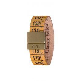 Classic Yellow Náramek Il Centimetro | Žlutá | Pánské | XS 16 cm