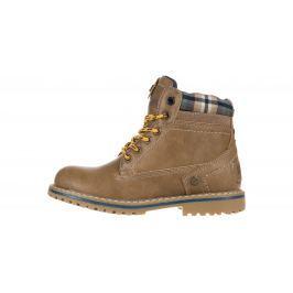 Yuma Creek Kotníková obuv dětská Wrangler | Hnědá | Chlapecké | 28