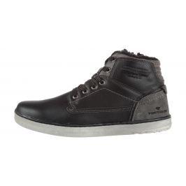 Kotníková obuv Tom Tailor   Černá   Pánské   43