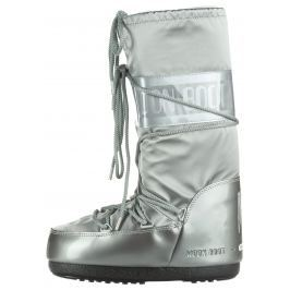 MB Glance Sněhule Moon Boot | Stříbrná | Dámské | 23-26