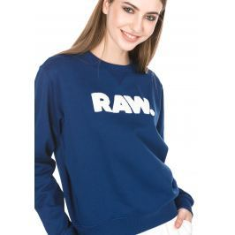 Core Mikina G-Star RAW | Modrá | Dámské | XL