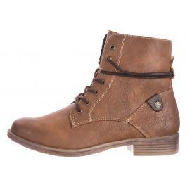 Kotníková obuv Tom Tailor | Hnědá | Dámské | 37