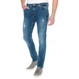 Jeans Calvin Klein | Modrá | Pánské | 30/32