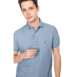 Polo triko Tommy Hilfiger | Modrá | Pánské | L