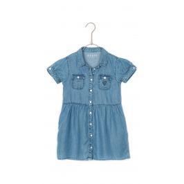 Šaty dětské Guess | Modrá | Dívčí | 4 roky
