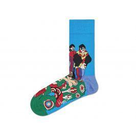 Pepperland Ponožky Happy Socks | Modrá | Dámské | 36-40