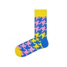Dogtooth Ponožky Happy Socks   Modrá   Dámské   36-40