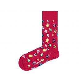 Gift Ponožky Happy Socks   Červená   Pánské   36-40