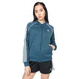 SST Mikina adidas Originals | Modrá Zelená | Dámské | 36