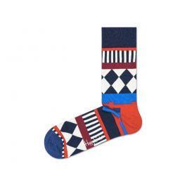 Disco Tribe 2015 Ponožky Happy Socks   Vícebarevná   Pánské   41-46