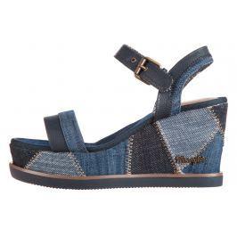 Jeena Klínová obuv Wrangler | Modrá | Dámské | 40