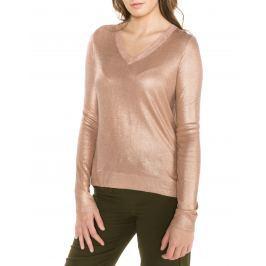 Gustine Svetr Vero Moda | Růžová Béžová | Dámské | S