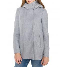 Collar Kabát Vero Moda | Šedá | Dámské | S