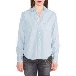 Košile Replay   Modrá   Dámské   XXS