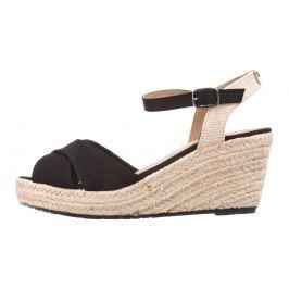 Klínová obuv Tom Tailor | Černá Béžová | Dámské | 41