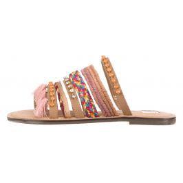 Pantofle Tom Tailor Denim | Růžová Hnědá | Dámské | 36