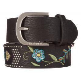 Tina Basico Pásek Desigual | Černá | Dámské | 85 cm